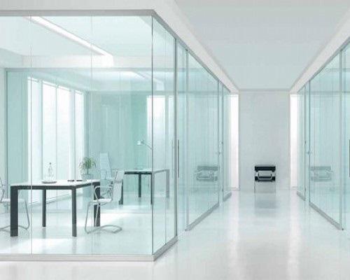 3 lý do bạn không thể bỏ qua vách ngăn nhôm kính văn phòng