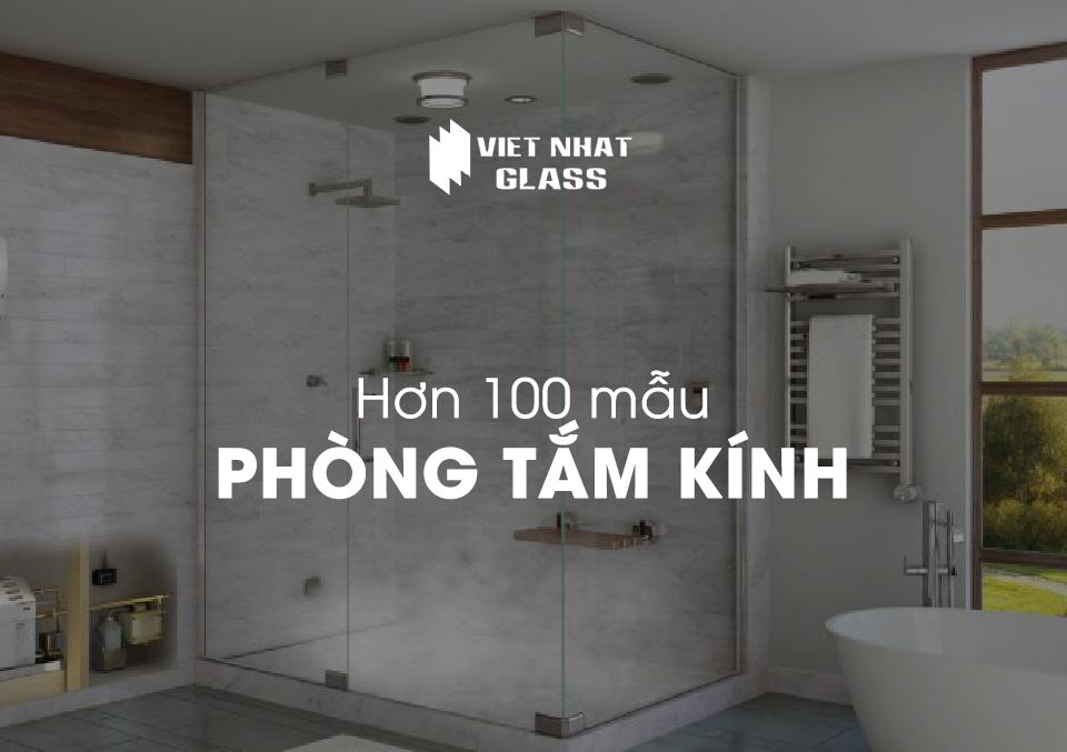 Tổng hợp hơn 100 mẫu phòng tắm kính đựa ưa chuộng 2019