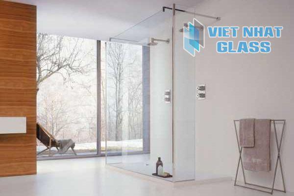 Phòng tắm Kính cường lực - Việt Nhật Glass