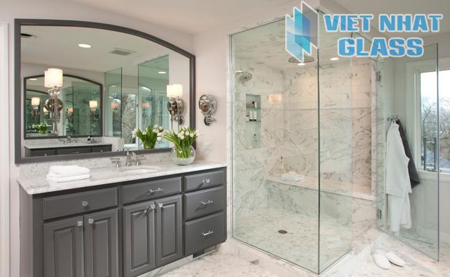 6 ưu điểm của phòng tắm kính khiến bạn phải mua ngay