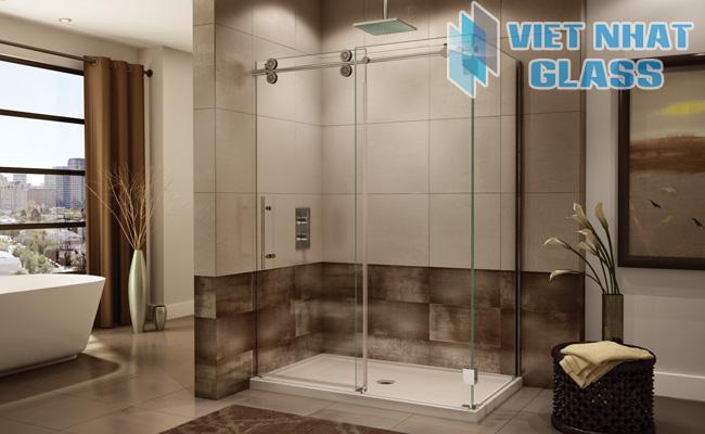 phòng tắm kính cường lực 17